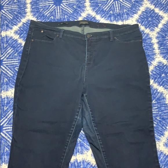 Talbots Denim - Talbots flawless 5 pocket jeans